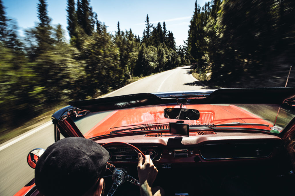 Roads to Drive