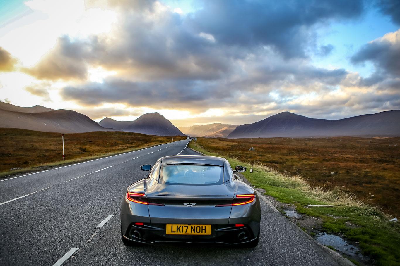 Scenic Drives UK - A82 Scotland & Glencoe