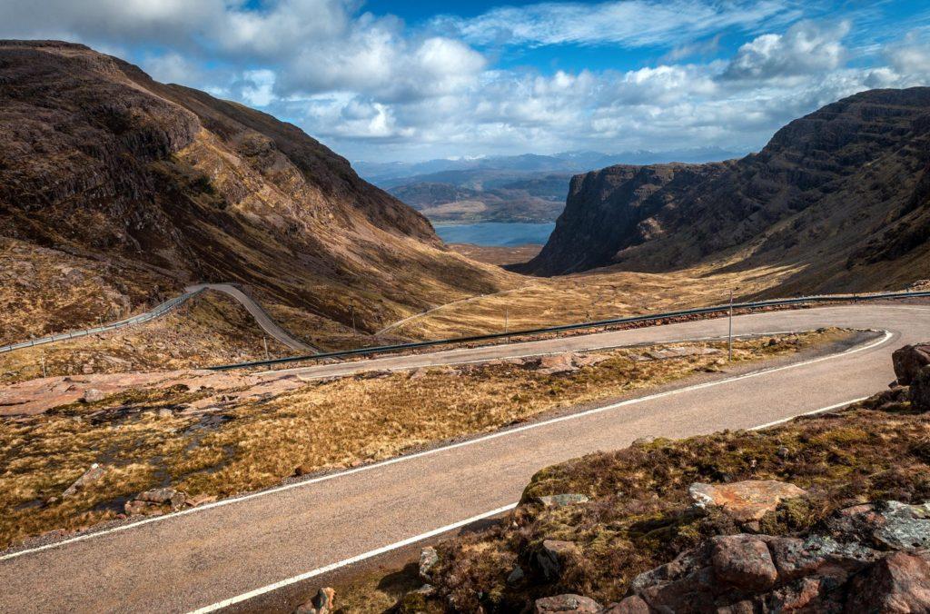 Scenic Drives UK - Bealach na Bà