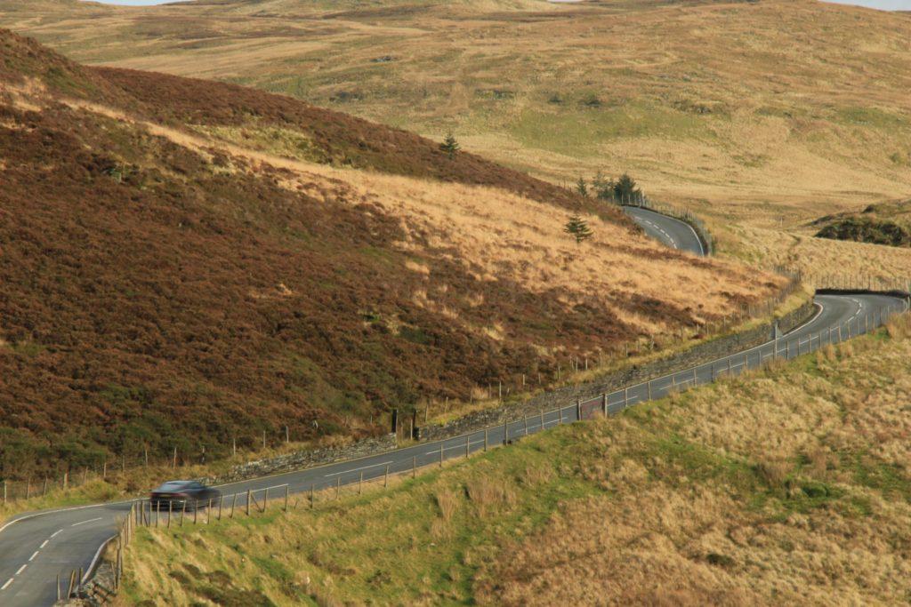 Scenic Drives UK - the Evo Triangle