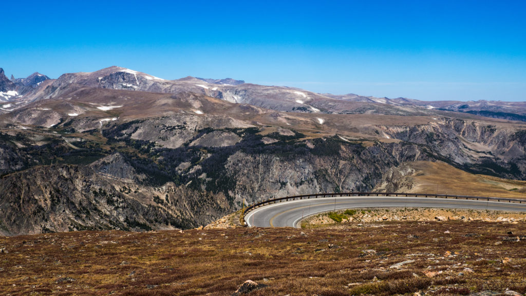 Scenic Drives US - Beartooth Pass