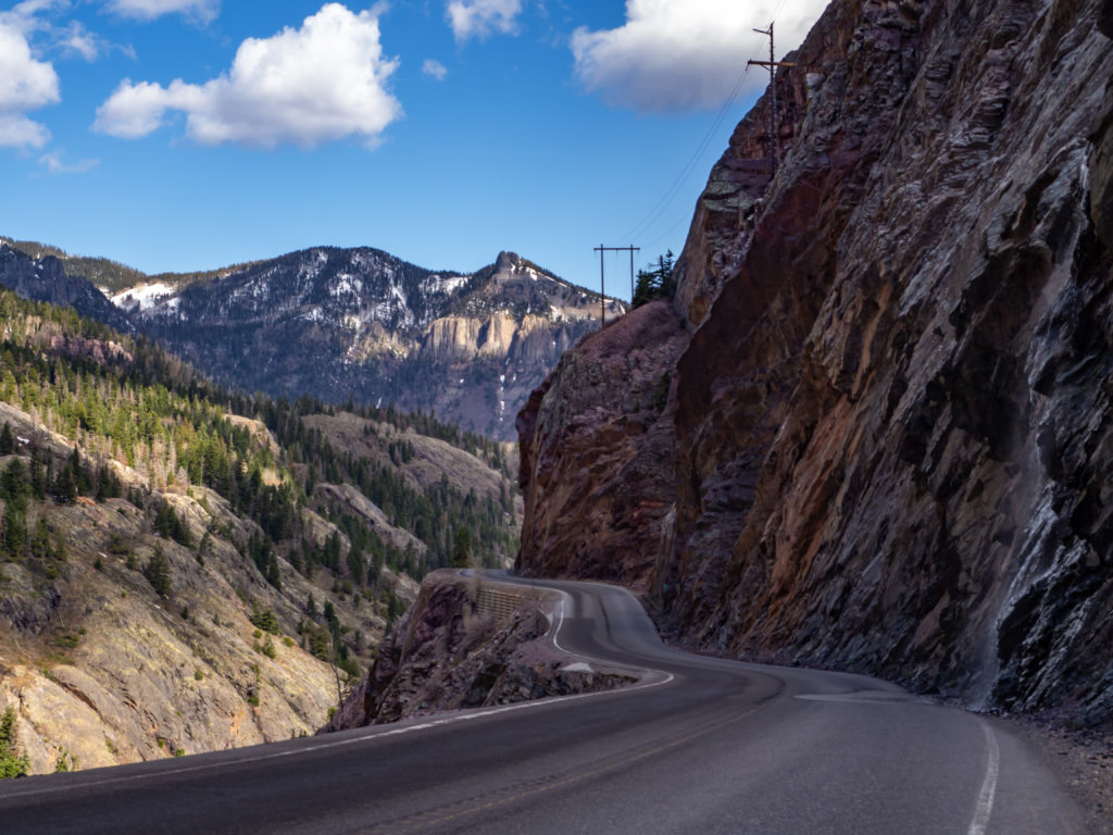 Scenic Drives USA - The Million Dollar Highway