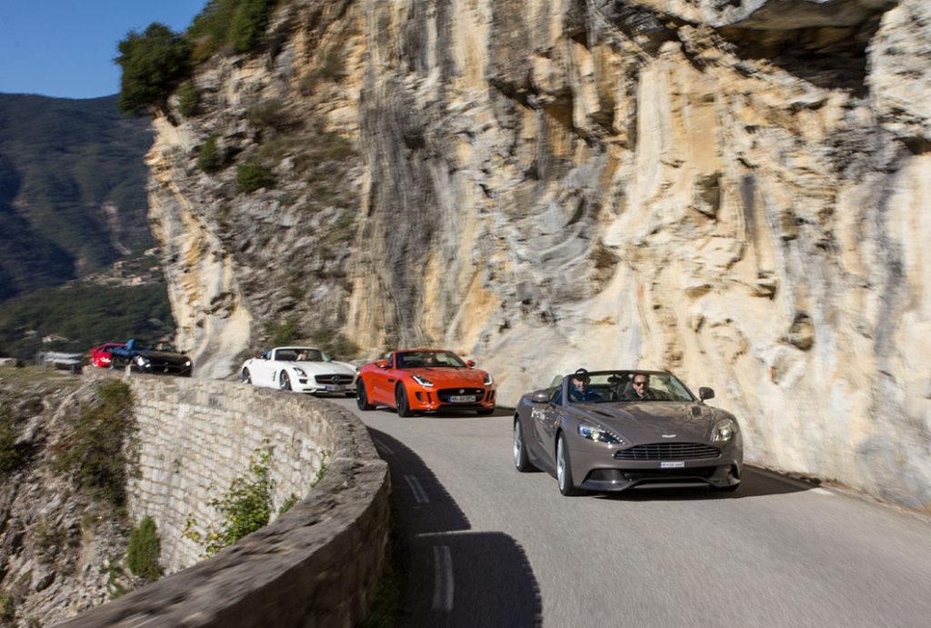 Scenic Drives - Col Turini