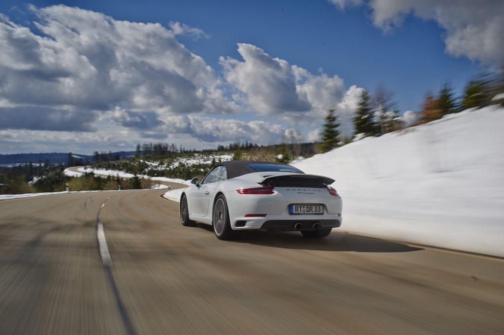 B500 Germany Black Forest - Porsche 911