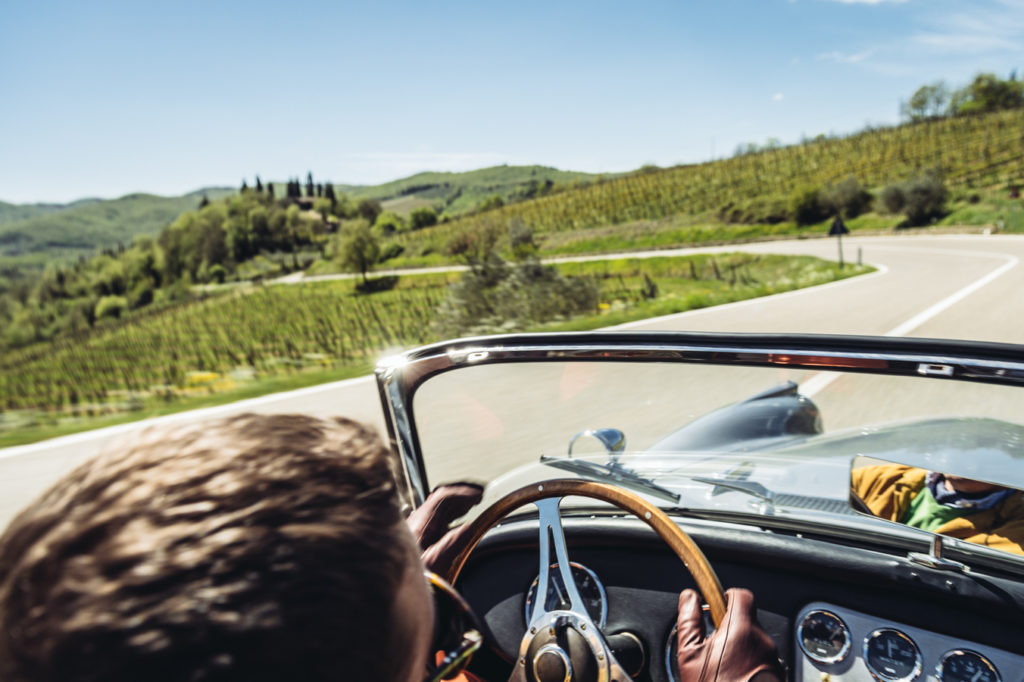 Scenic Drives Italy - Val d'Orcia